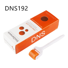 Derma-Roller Microneedle Face-Skin Stainless-Steel 192 DNS for Rejuvenation Hot-Sale
