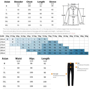 Image 5 - New Men Sets Fashion Sporting Suit Warm Embroidery Zipper Sweatshirt +Sweatpants Men Clothing 2 Pieces Sets Slim Tracksuit 2020