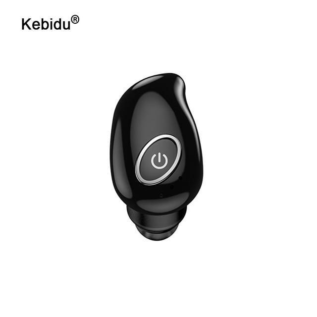 V21 Mini auriculares, inalámbricos por Bluetooth 5,0, estéreo deportivo intrauditivo, manos libres, para conducir