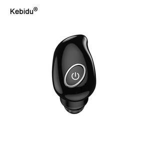 Image 1 - V21 Wireless Bluetooth 5.0 Single Mini Headset In ear Sport Stereo Earphone Handsfree Bluetooth Wireless Earbud for Driving