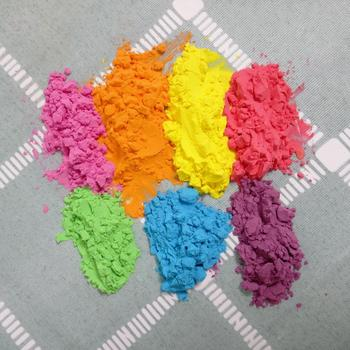 100g Festival Supplies Color Running Powder Spray Bottle Color Corn Powder Color Running Rainbow Running Watering Can image