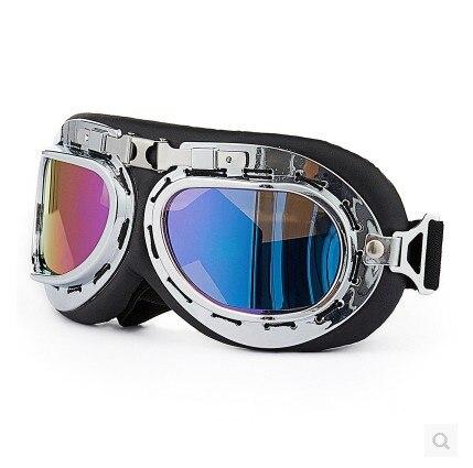 Helmet Harley Goggles Glasses Motorcycle Wind proof Glasses Motorcycle Goggles Eye Protection Goggles Prince Harley|  - title=