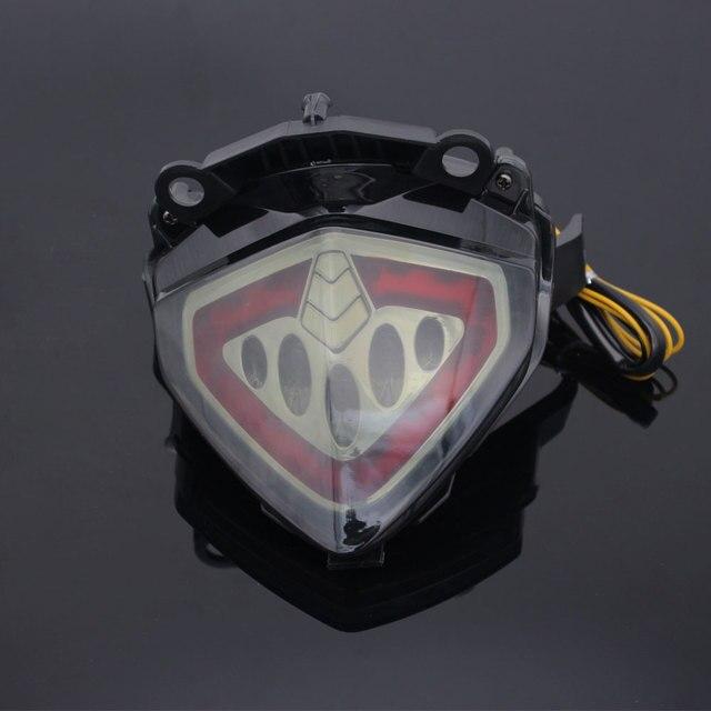 Clignotant feu arrière HONDA | Pour HONDA CB500F CBR500R CB500X CB400X CBR400R 2013-2015 moto, clignotant intégré