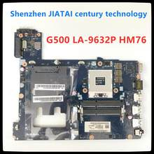 Viwgp/GR LA-9632P Motherboard Laptop untuk Lenovo G500 Notebook PC Mainboard HM76 Support Core I3 I5 I7 Processo DDR3 100% Test Oke(China)
