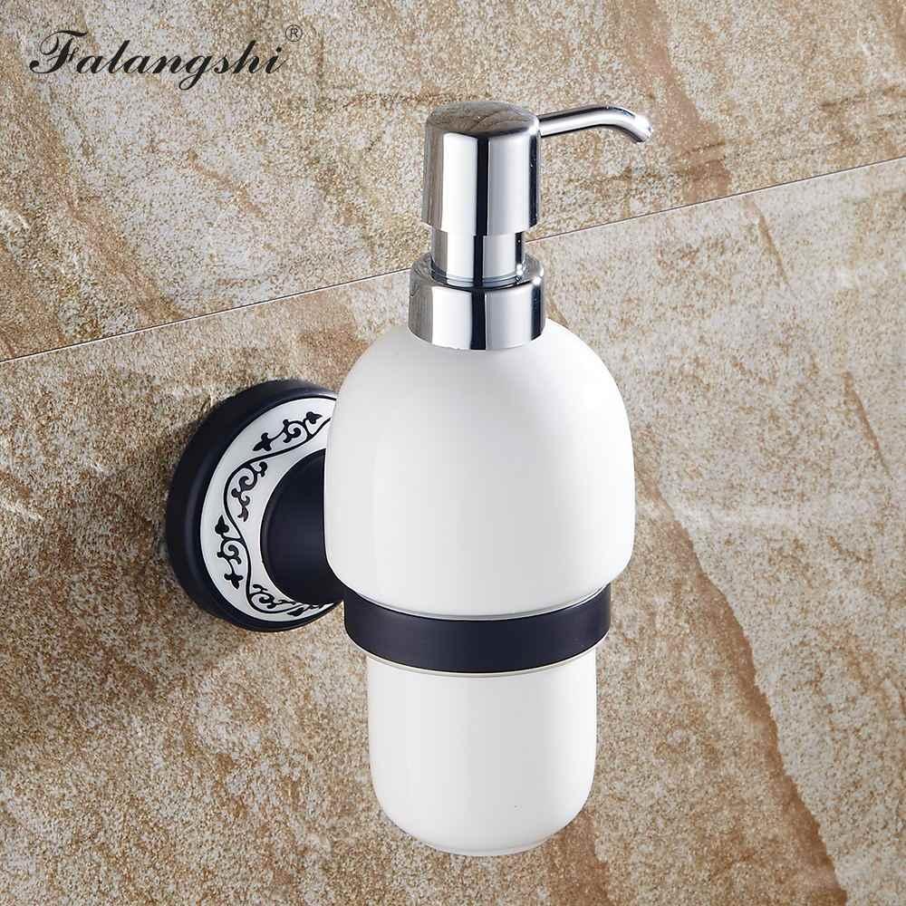 New Arrival łazienka sprzętu zestaw dozownik mydła w płynie uchwyt na szczoteczki do zębów uchwyt na papier toaletowy mydelniczka kosz do montażu na ścianie WB8805