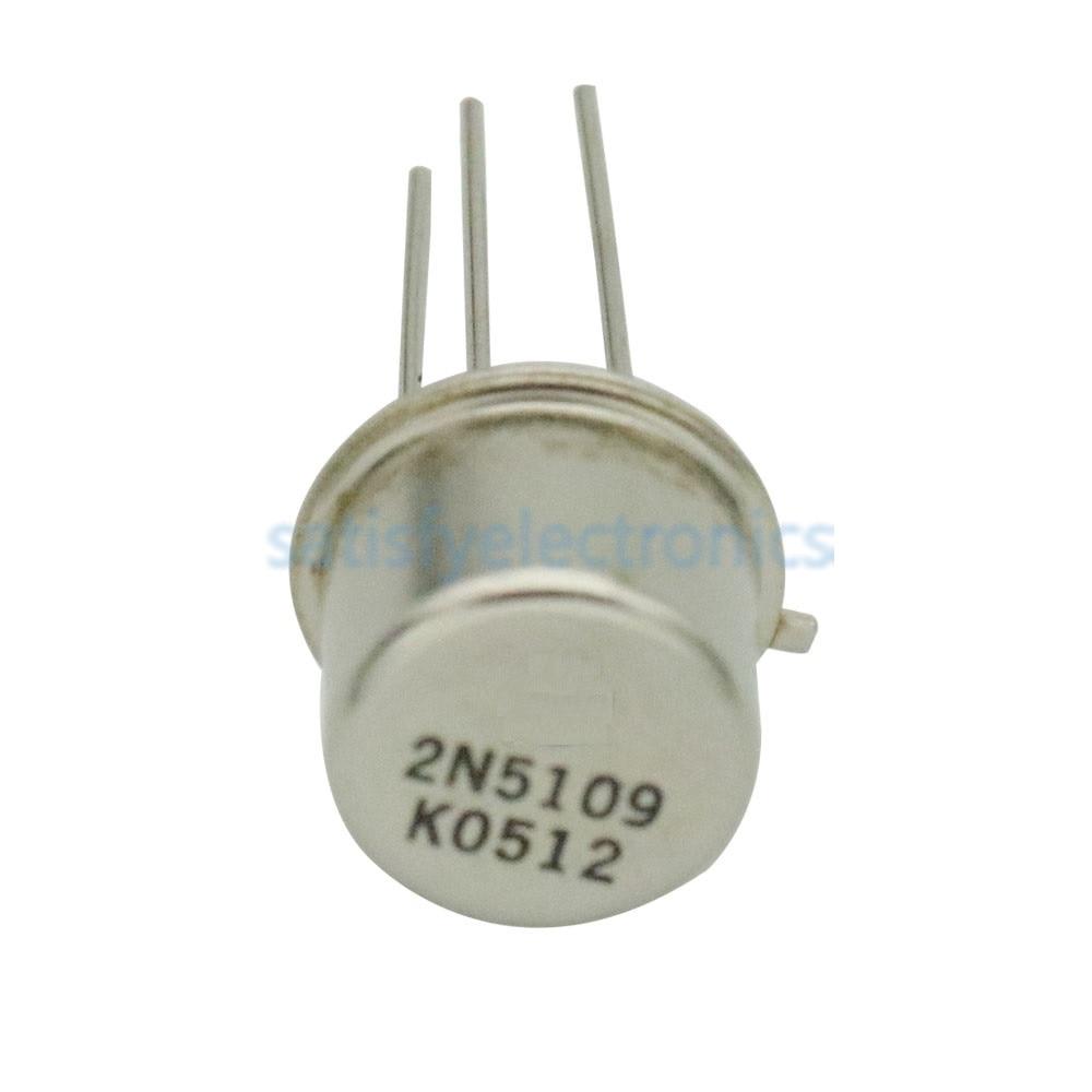 1PCS RF/VHF/UHF Transistor TO-39 2N5109