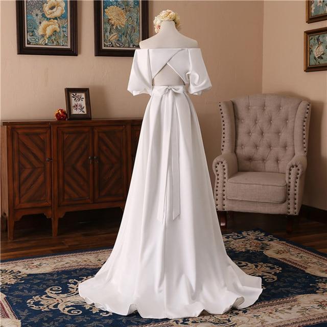 Robe Mariage Bohème Vintage Clémence
