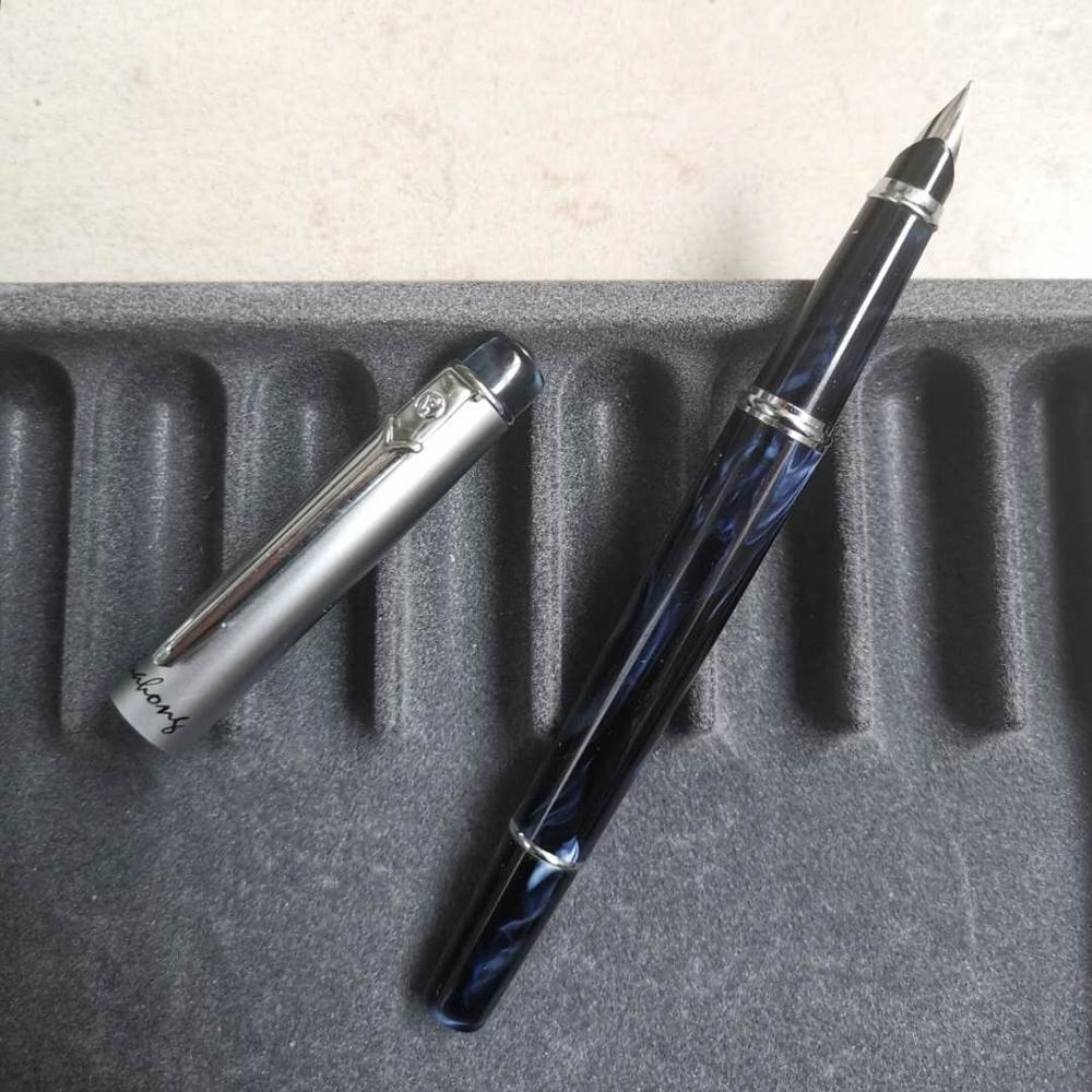 Old Stock HH Fountain Pen Ink Pen Fine Nib Stationery Office School Supplies Penna Stilografica