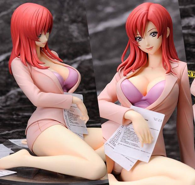 19CM Orchid SeedS drop SEXY Action Figure PVC Collection Model toys brinquedos for christmas gift