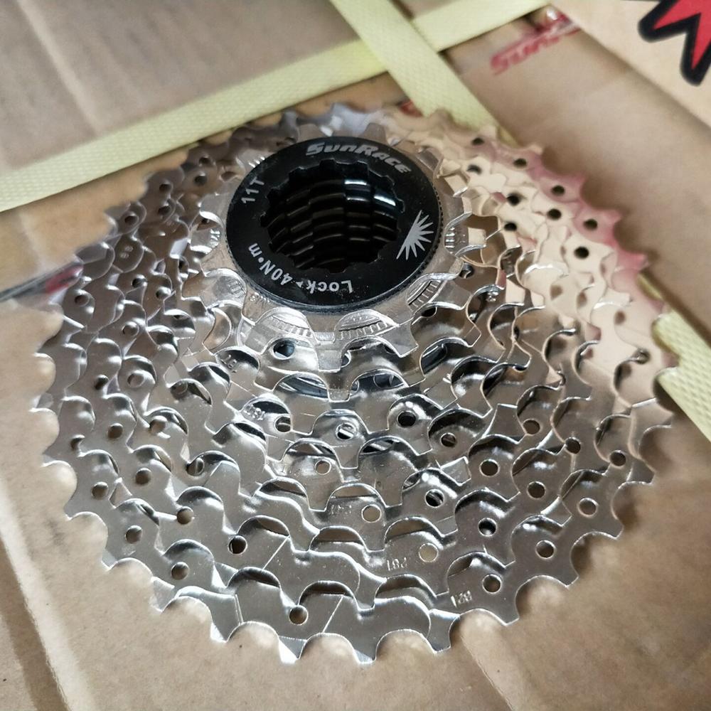 Кассета для горного велосипеда shimano sram свободное колесо