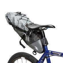 Шоссейный велосипед подседельная сумка дальних путешествий седло