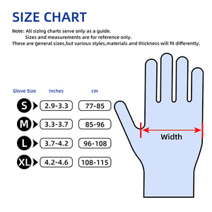 Image 5 - Nitrile Gloves Black 100pcs/lot Food Grade Waterproof Allergy Free Disposable Work Safety Gloves Nitrile Gloves Mechanic