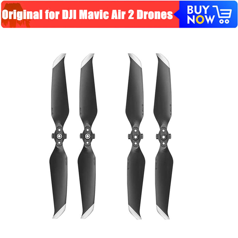 DJI Mavic Air 2 Low Noise 7238 Propellers DJI Original Quick Release CW CCW Foldable Props Blades for DJI Mavic Air 2 Drone Part