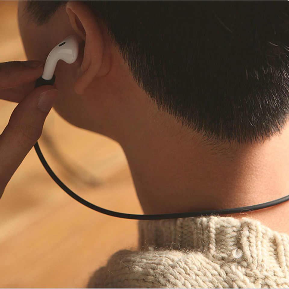 Untuk Apple Udara Pods Pro Anti Hilang Tali Earphone Magnetik Earhook Silikon Tali untuk Airpods PRO 2 Magnet Anti Hilang aksesoris