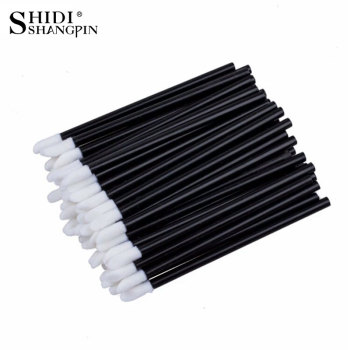 100 PCS Disposable Lip Brush Women Accessories Wholesale Gloss Wands Applicator Perfect Best Make Up Tool Pretty Fashion Hot New