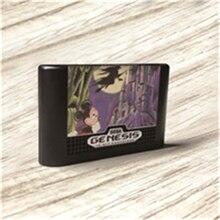 قلعة الوهم بطولة Mickeyed الماوس الولايات المتحدة الأمريكية تسمية flash kit MD بطاقة ل Sega نشأة megadve لعبة فيديو وحدة التحكم