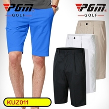 Pocket-Trousers Tennis-Baseball Golf-Sports-Shorts Golf-Apparel Mens Summer Pgm Dry-Fit