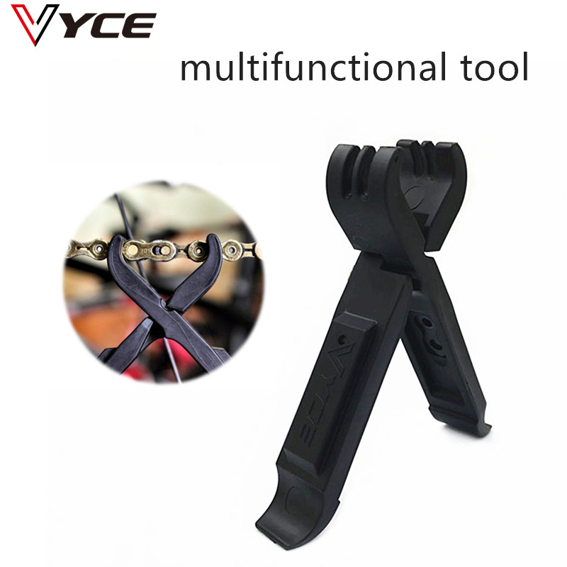 VYCE Missing Link Lever Bike Chain Tools Tire Clever Lever Repair Magic Buckle Repair Removal Tool Cycling Bicycle Tool