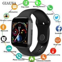 TOP iwo 8 Plus/ecg ppg smart watch men Heart Rate 9 smartwatch /iwo 10 Smart Watch for women/men 2019 Apple IOS