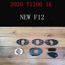 자전거 프레임셋 탄소 디스크 F12 T1100 1k 핸들 크기 42 59cm, 로드 프레임 자전거 디스크 대만 제조 DPD XDB 배송 신제품 2020