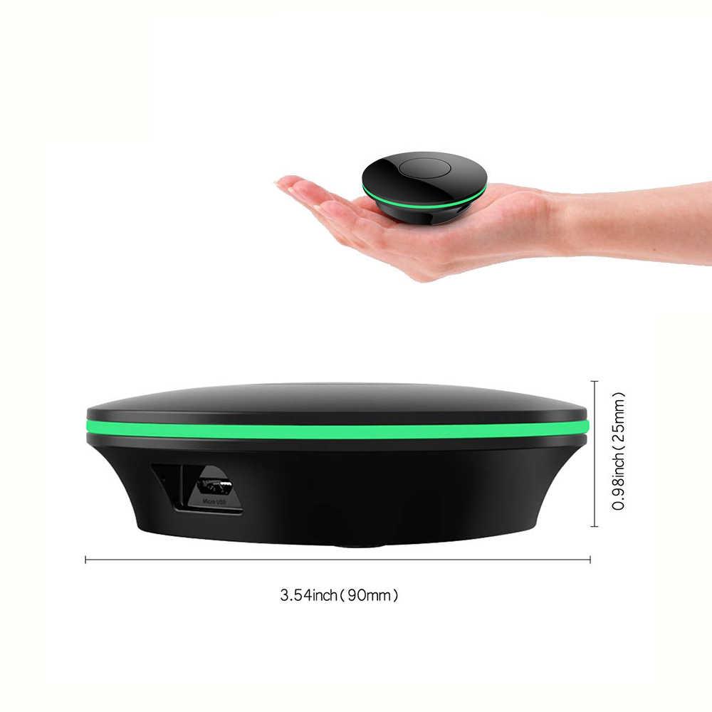 Wifi smart ir управление кондиционер ТВ квадратный вентилятор ТВ Универсальный ИК пульт дистанционного управления Лер приложение Smart Life Совместимость Google Alexa iFTTT