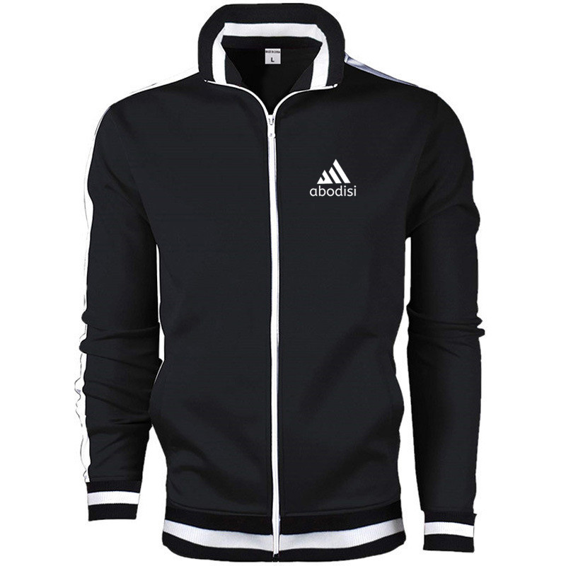 Printed Jackets Sweatshirt Clothing Tracksuit Outdoor Male Men Men's Casual Fashion Gym title=