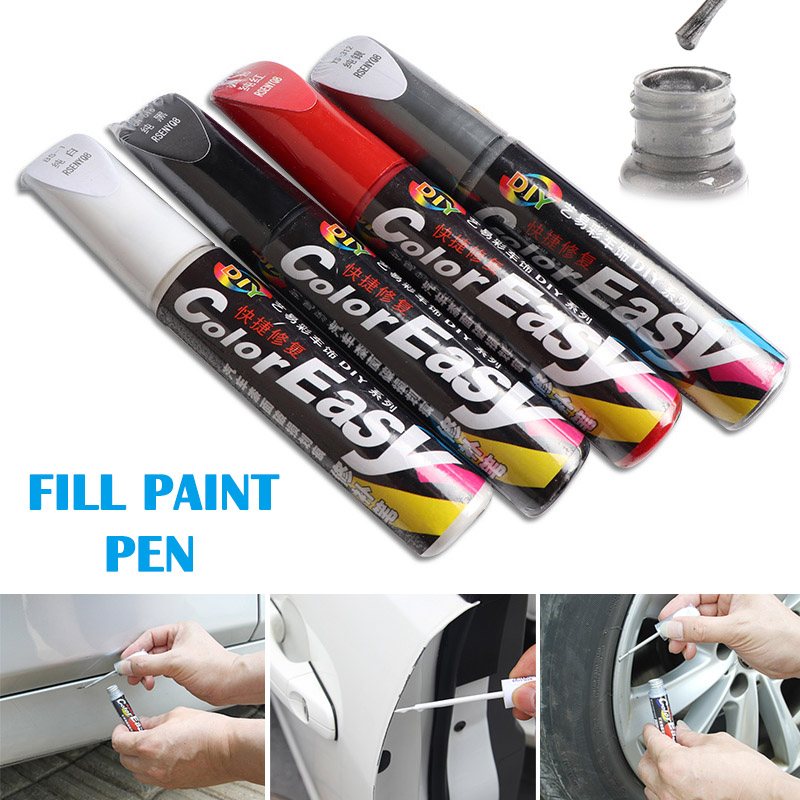 Car Scratch Paint Repair Pen Touch Up Auto Scratch Removal Repair Tools BJStore