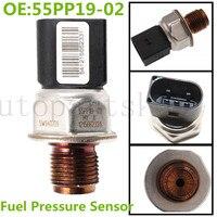 جيد جديد الوقود استشعار الضغط 55PP19-02 ل اند روفر ديسكفري رينج روفر LR3 LR4 OEM #5WS40209 55PP19-01 55PP1901 55PP19-02