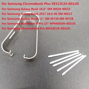 Pinças de remoção Ferramenta Toque Stylus S Pen Dicas Para Samsung Galaxy Livro 10.6