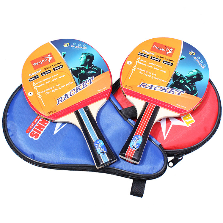 Ray Gal 8818 Tennis Racket Practice Racket Training Take Single Training Table Tennis Racket