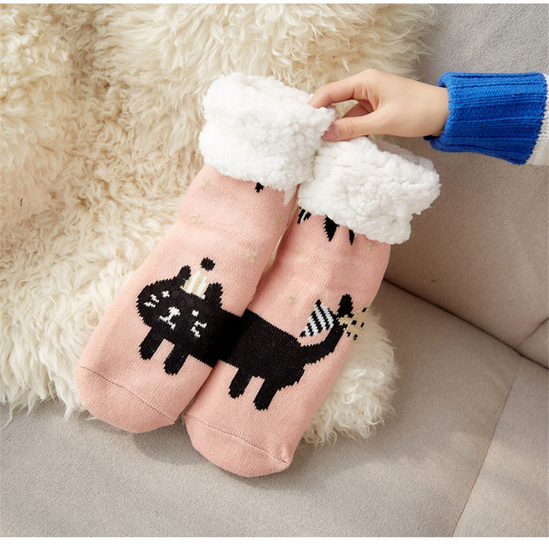 地毯袜批发_现货拖鞋袜睡眠家居袜套地板袜欧美女冬季地毯 - 阿里巴巴 - 1 (1)