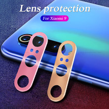 Camera Lens Protective Ring For Xiaomi Mi 9 9SE 8 SE 8se mi9se mi8se mi9 Metal Mobile Phone Back Camera Len Protector Cover Case(China)