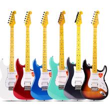 Stierkämpfer fabrik OEM hohe qualität besten preis großhandel gitarre kits Chinesische elektrische gitarre hohe qualität gitarre saiten D130 cheap Bullfighter