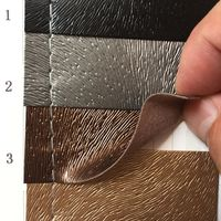 Синтетический ПУ декоративный имитирующий узор мыши материал