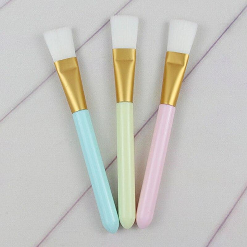 Silicone Mask Brush 1Pc Mask Brushes Foundation Brush Face Mud Mixing Brush Cosmetic Make up Brushes Tools Maquillaje TSLM2