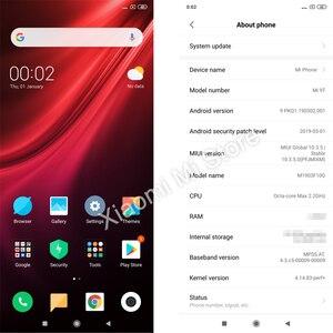 "Image 4 - Wersja globalna Xiaomi Mi 9T Redmi K20 Smartphone 6GB 64GB Snapdragon 730 48MP + 20MP 6.39 ""wyświetlacz AMOLED 4000mAh bateria"