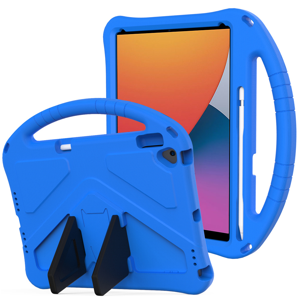 Camel Camel for iPad Air 4 Case 2020 A2316 A2324 EVA Safe Kids Handle Stand Tablet Case Cover