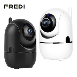 Image 1 - Fredi 1080P Cloud Ip Camera Home Security Surveillance Camera Auto Tracking Netwerk Wifi Camera Draadloze Cctv Camera YCC365