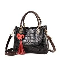 bags for women 2019,luxury handbags women bags designer,Stylish vintage handbag new alligator print cross-body bag for women цена в Москве и Питере