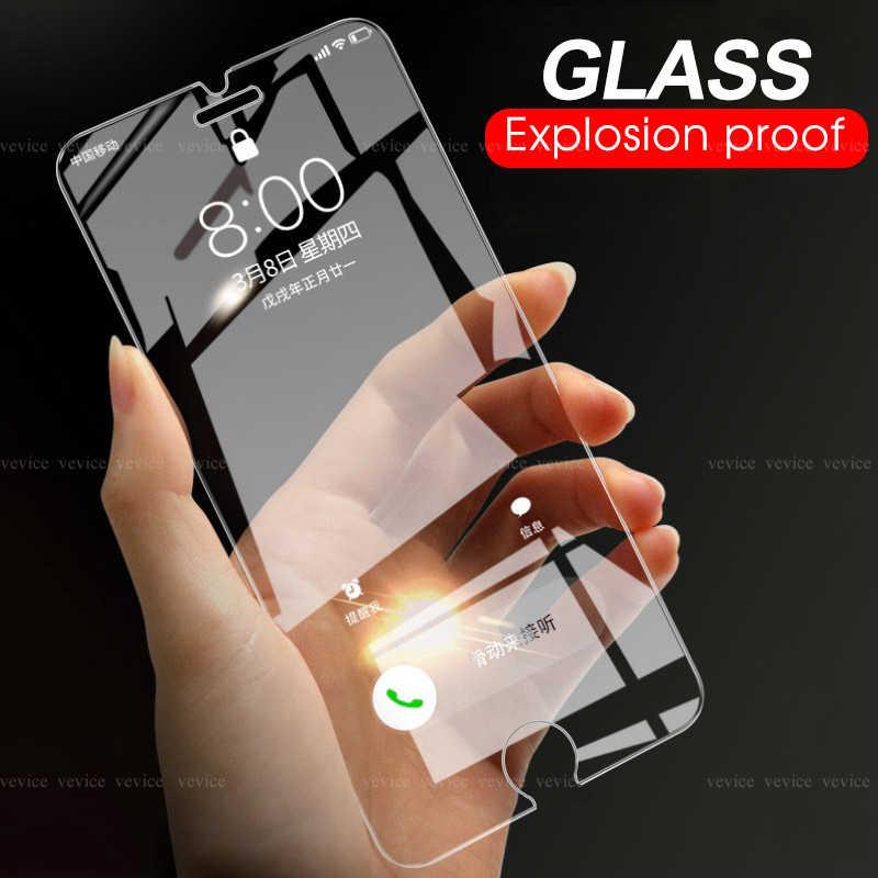 واقية المضادة للصدمة واقي الشاشة لفون 6 6s 7 8 زائد 4 4s XR XSMAX حماية الشاشة ل فون 5 5S SE 6s 6 X XS