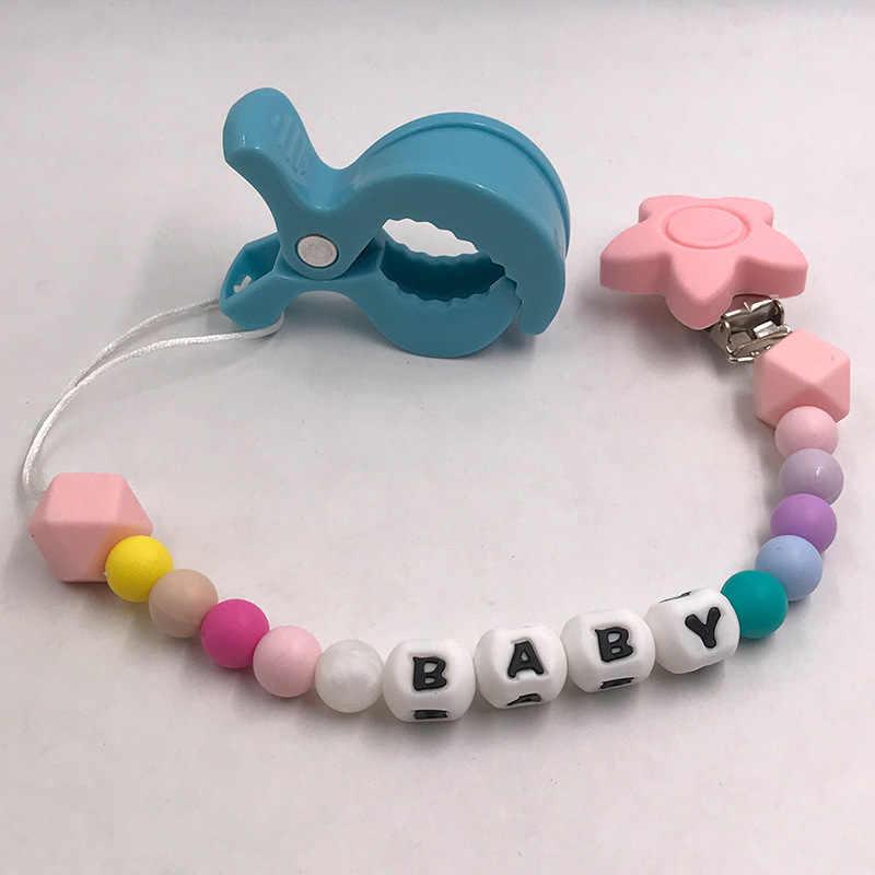 1 pc assento de carro do bebê acessórios colorido plástico pushchair brinquedo clipe carrinho de bebê peg para gancho capa mosquiteiro cobertor clipes
