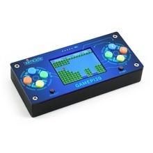 Varejo 2 Polegada diy game console gamepi20 mini vídeo game console para raspberry pi ips display