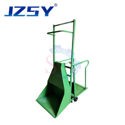 Wholesale price farm simple automatic maize grain bagging packaging machine/human manual shovel corn wheat rice packing tool