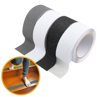 18M Strong Self Adhesive Tape Non slip Wear resistant Wall Sticker Rubber Waterproof Tape For Kitchen Stairs Home Decor