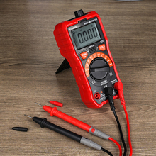 JCD Digital Multimeter Auto Ranging 6000 counts AC/DC  voltage meter Flash light Back light Large LCD Scrern soldering iron kits