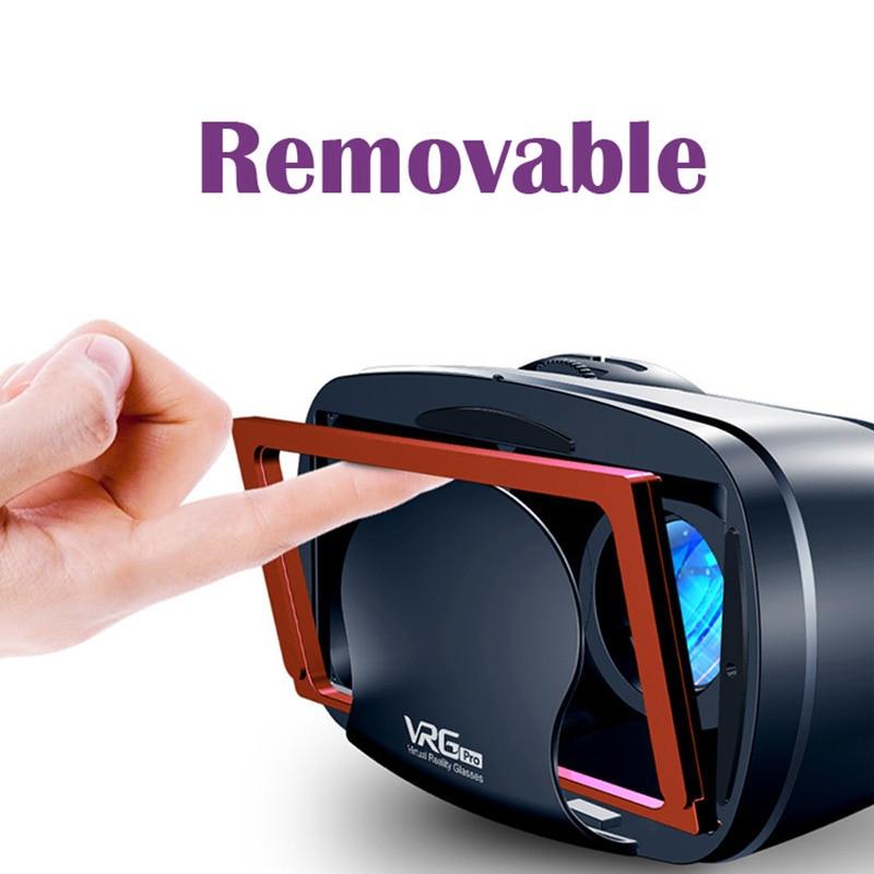 VR Glasses 3D Glasses Virtual Reality Glasses VR Headset For Google cardboard Smart For masturbation Sex toys for men sex shop Pakistan