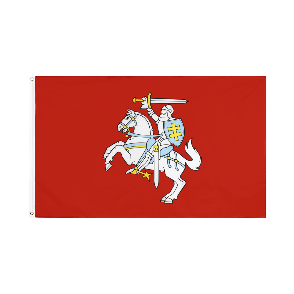 60X90/90X150CM State Flag Of Lithuania Lithuanian Ensign Flag