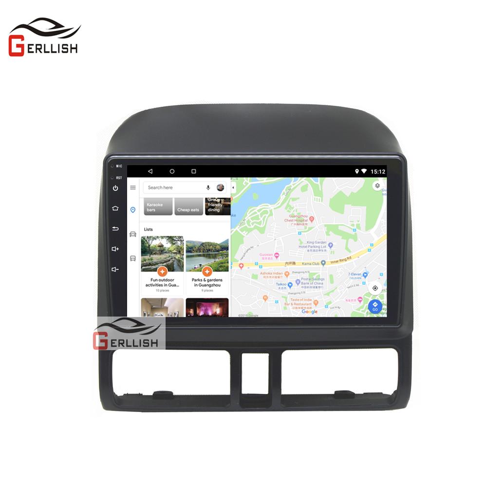 Android Screen Car Dvd For Honda Crv 2005 With Radio Gps