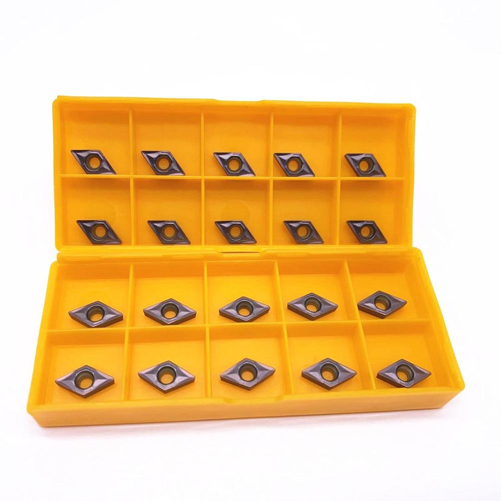 Carbide Inserts Lathe-Toolscnc-Tool UE6020 DCMT070204 Internal-Turning-Tool Face-Endmills