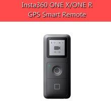 Insta360 um x2/um r/um x gps controle remoto inteligente para insta 360 um r câmera de ação controle remoto gps
